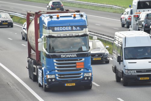 Scania R450, foto van william-hamstra