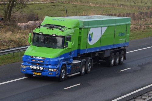 Scania T164, foto van william-hamstra