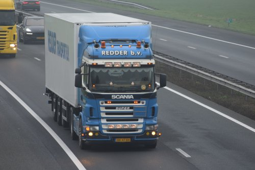 Scania R420, foto van william-hamstra