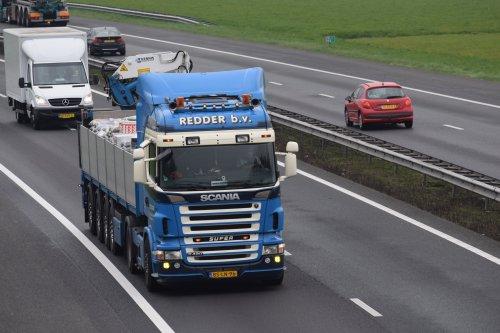 Scania R420, foto van william-hamstra