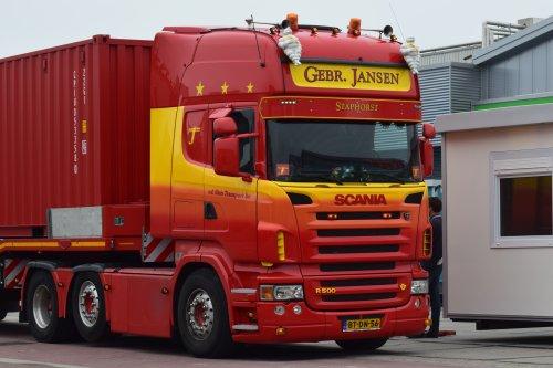 Scania R500, foto van william-hamstra