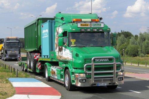 Scania T-serie, foto van Lucas Ensing