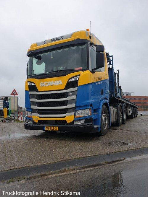 Scania R450 (new), foto van hendrik-stiksma