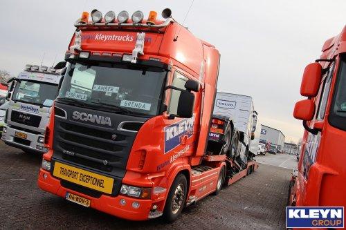 Scania R500, foto van Katy Kleyn