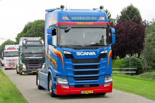 Scania S410, foto van Lucas Ensing