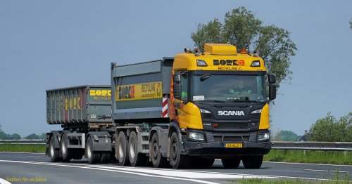 Scania P450 XT, foto van pierius-van-solkema