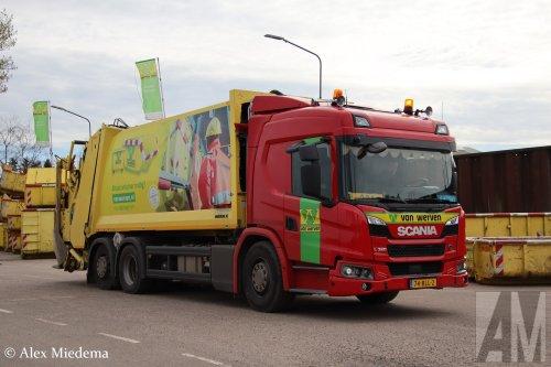 Scania L320, foto van Alex Miedema