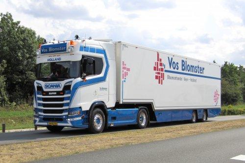 Scania S520 (vrachtwagen), foto van Lucas Ensing