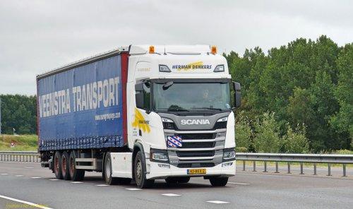 Scania R410, foto van pierius-van-solkema