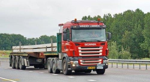 Scania R380, foto van pierius-van-solkema