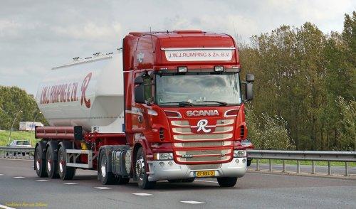 Scania R500, foto van pierius-van-solkema
