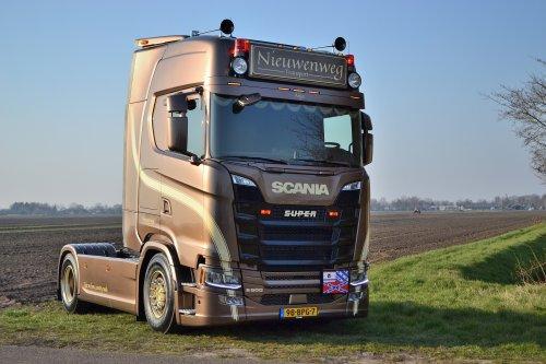 Scania S500, foto van coen-ensing