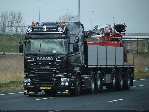 Scania R520, foto van Bram van der Leij