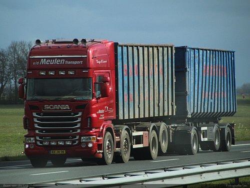 Scania R620, foto van Bram van der Leij