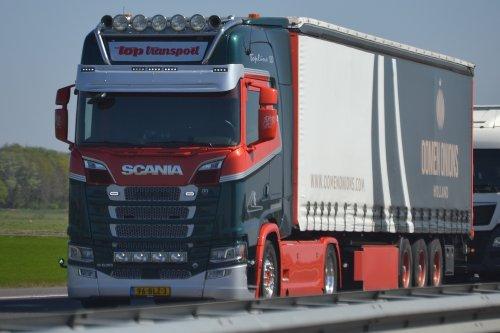 Scania S520, foto van coen-ensing
