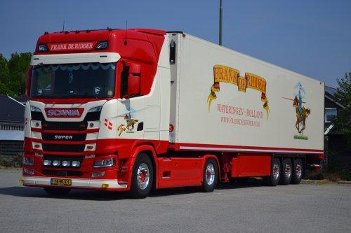 Scania S450, foto van coen-ensing