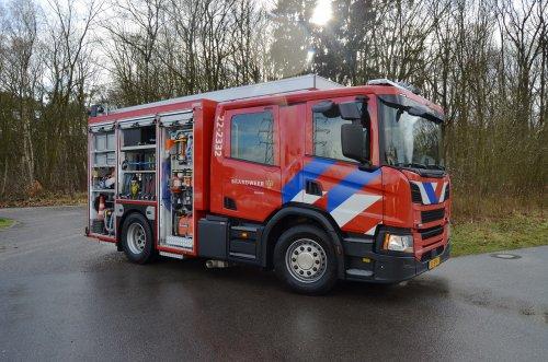 Scania P280, foto van Truckfan Nieuwsposter