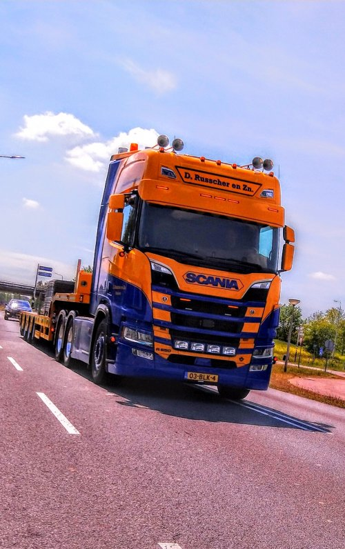 Scania R650, foto van E.J.Moes Fotografie