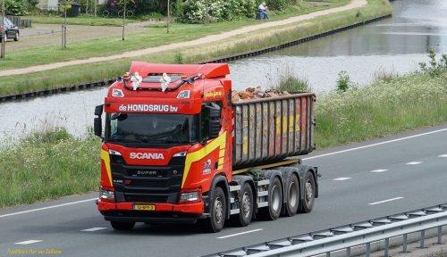 Scania R450 XT, foto van pierius-van-solkema