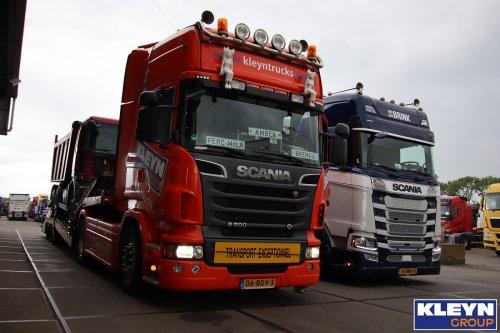 Scania meerdere, foto van Katy Kleyn