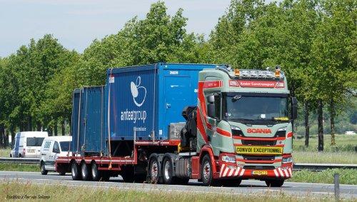Scania R450, foto van pierius-van-solkema