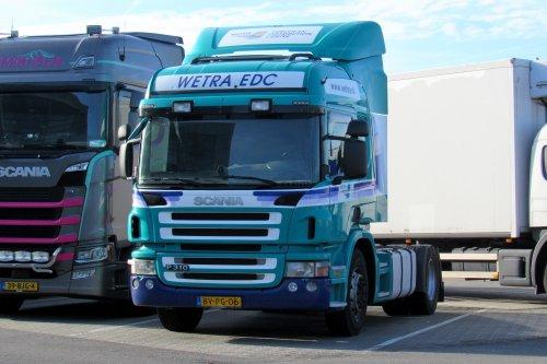 Scania P310, foto van Lucas Ensing