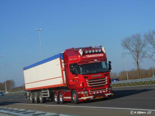 Scania R560, foto van arjan-dijkers