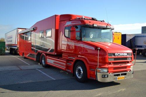 Scania T164, foto van Lucas Ensing