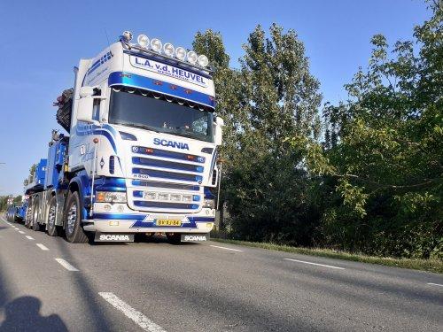 Scania R500, foto van Promotie 112 Werkendam