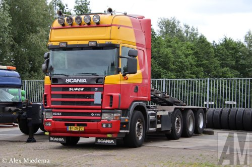 Scania 164, foto van Alex Miedema