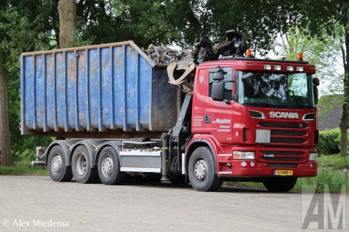 Scania G480, foto van Alex Miedema