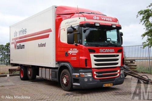 Scania G360, foto van Alex Miedema