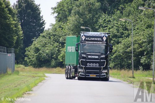 Scania S520, foto van Alex Miedema