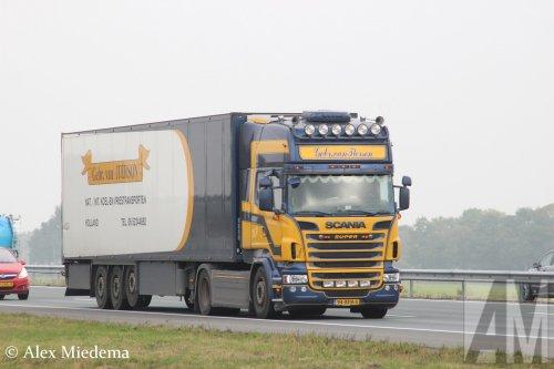 Scania R520, foto van Alex Miedema