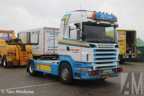 Scania R340, foto van Alex Miedema