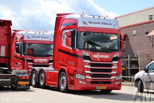 Scania R520 (new), foto van Alex Miedema