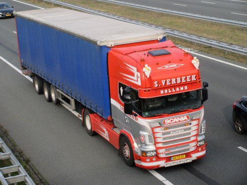 Scania R500, foto van RidgyFive64