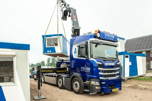 Scania R450 (new), foto van Truckfan Nieuwsposter