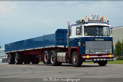 Scania 140, foto van sem-beekers