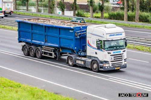 Scania R450, foto van xrayjaco