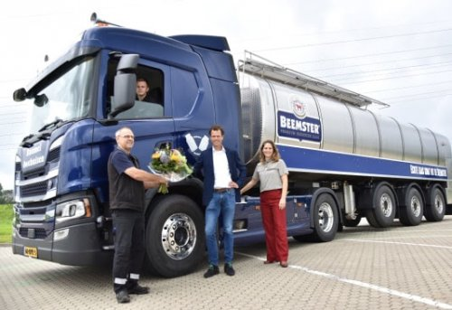Scania G410, foto van Truckfan Nieuwsposter
