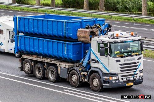 Scania G490, foto van xrayjaco
