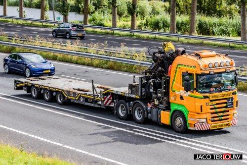 Scania R420, foto van xrayjaco