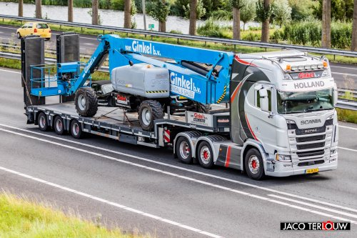 Scania S650, foto van xrayjaco