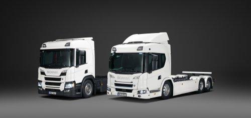 Scania 25L (vrachtwagen), foto van Truckfan Nieuwsposter