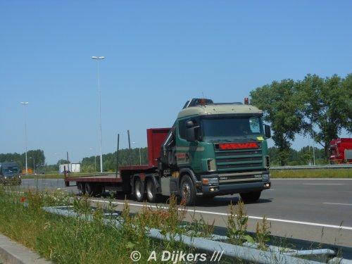 Scania 114, foto van arjan-dijkers