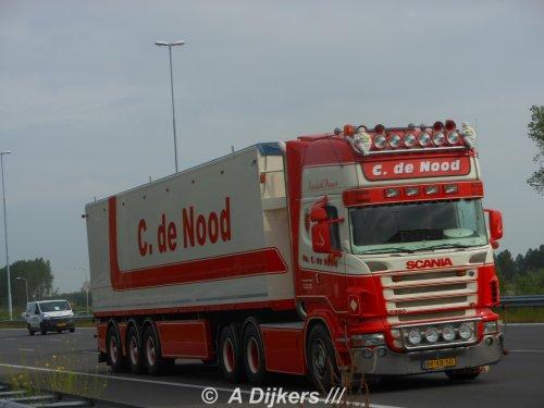 Scania R580, foto van arjan-dijkers