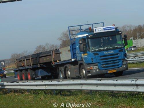 Scania P340, foto van arjan-dijkers
