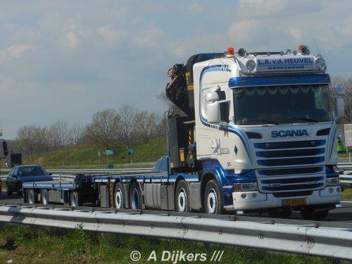 Scania R490, foto van arjan-dijkers