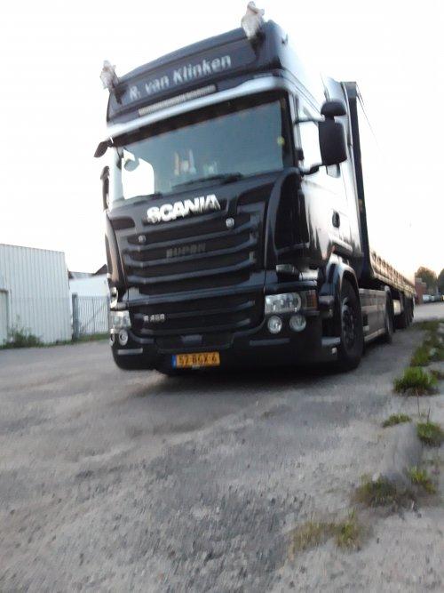 Scania R450, foto van Emile ensing